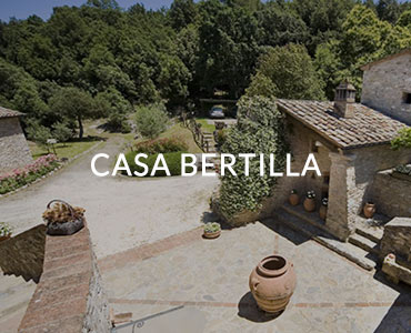 Casa Bertilla - Apartment - Ripostena Country House Siena Tuscany