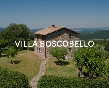 Villa Boscobello - Apartment - Ripostena Country House Siena Tuscany