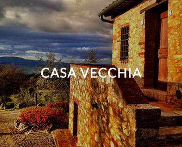 Casa Vecchia - - Apartment - Ripostena Country House Siena Tuscany