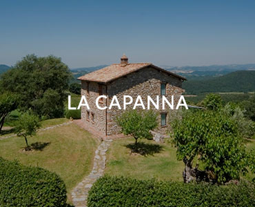 La Capanna - Apartment - Ripostena Country House Siena Tuscany