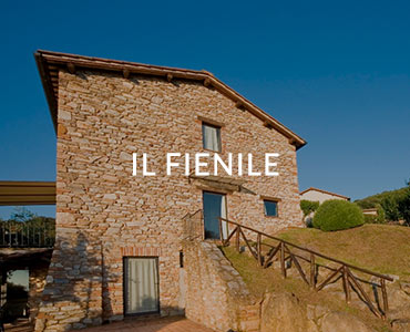 Il Fienile - Apartment - Ripostena Country House Siena Tuscany