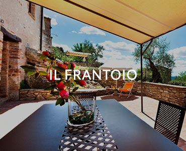 Il Frantoio - Apartment - Ripostena Country House Siena Tuscany