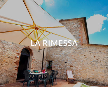 La Rimessa - Apartment - Ripostena Country House Siena Tuscany
